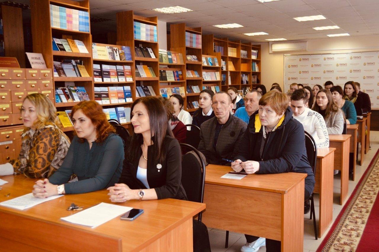 В Тамбовском филиале РАНХиГС прошел день открытых дверей, фото-4