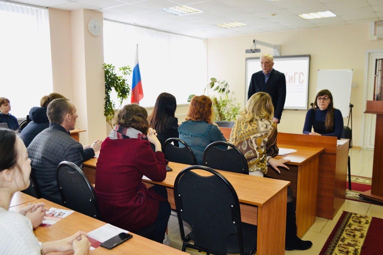 В Тамбовском филиале РАНХиГС прошел день открытых дверей, фото-2