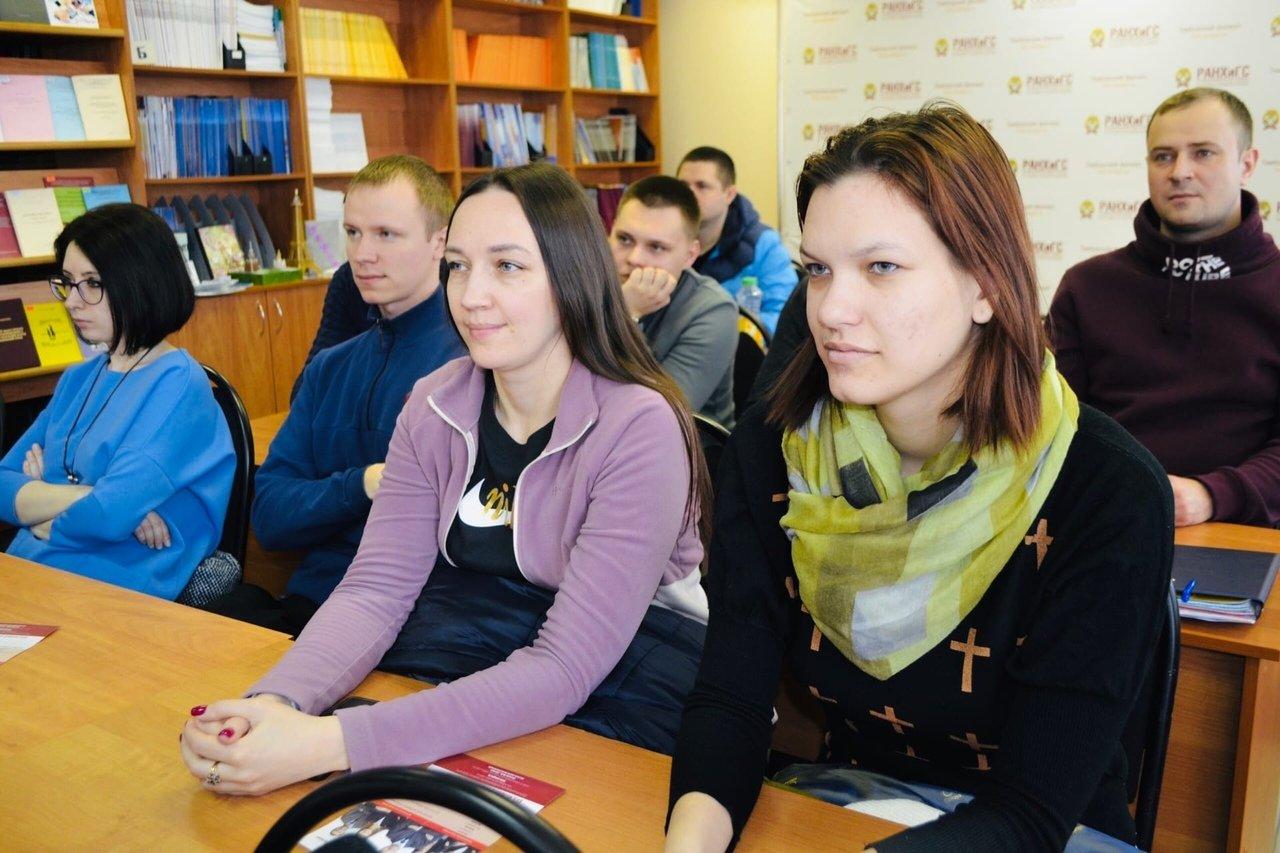 В Тамбовском филиале РАНХиГС прошел день открытых дверей, фото-3