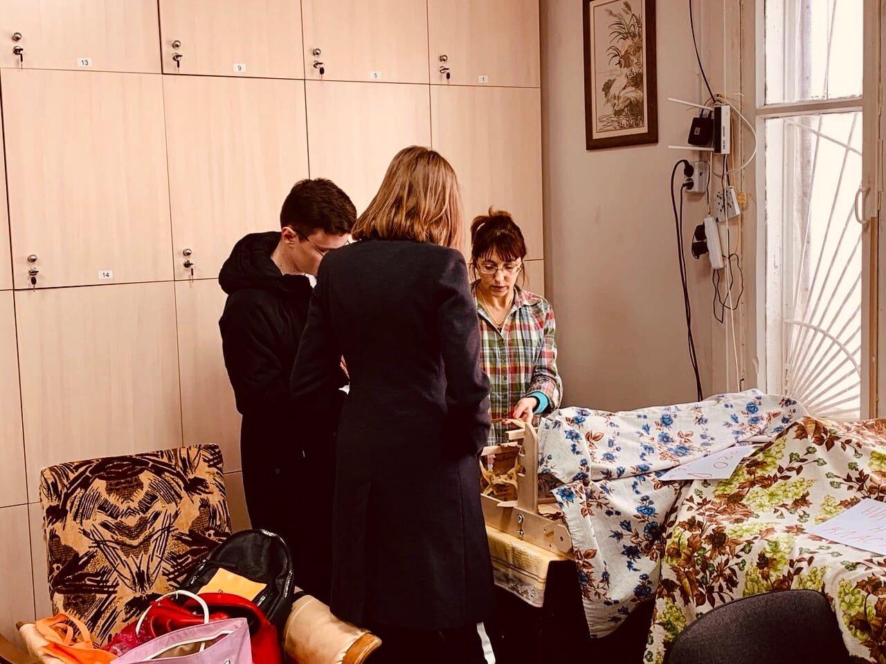 Волонтеры Тамбовского филиала РАНХиГС отправились в «Добрую точку», фото-3