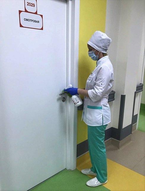 В Тамбовской детской областной больнице введен карантин, фото-4