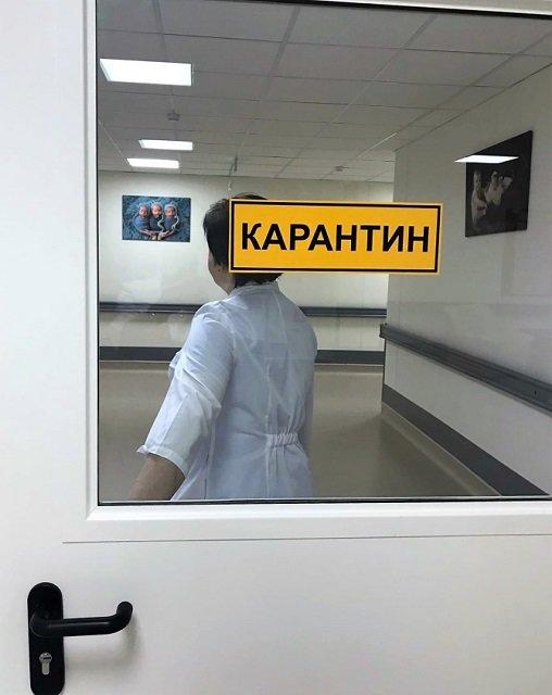В Тамбовской детской областной больнице введен карантин, фото-1
