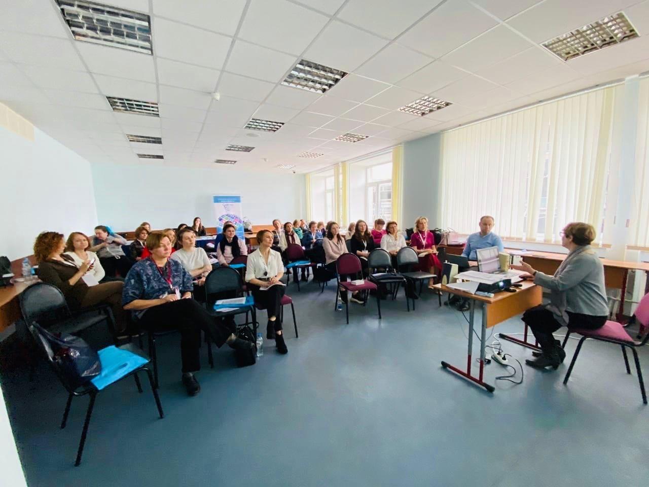 Тамбовский филиал РАНХиГС принял участие в международной практико-ориентированной конференции по английскому языку, фото-5
