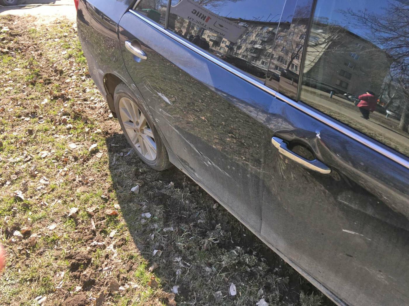 В Тамбове при столкновении двух иномарок пострадали три девушки, фото-4
