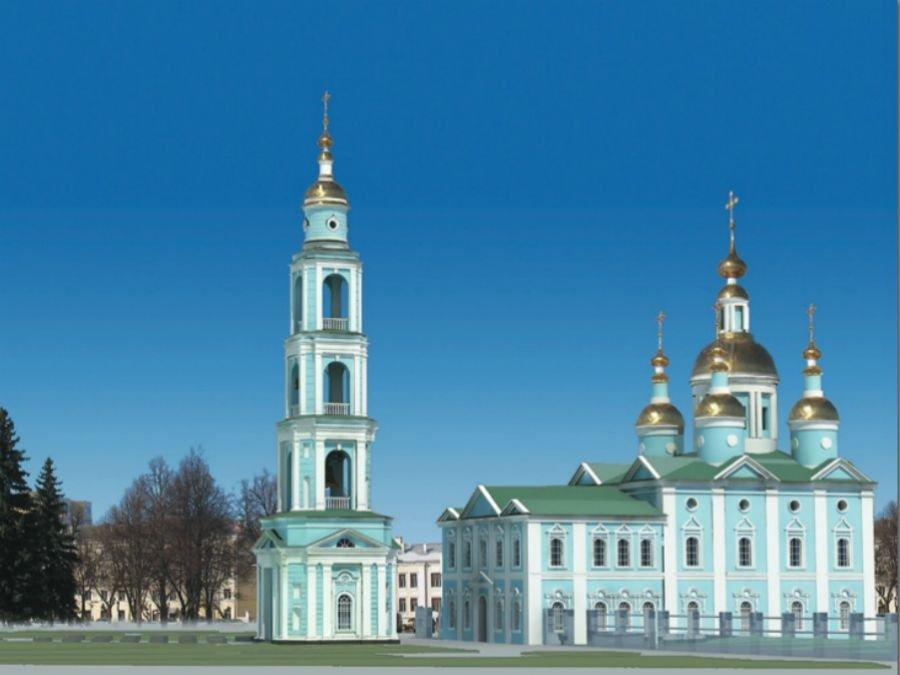 «Ростелеком» выступил партнером трансляции Пасхального богослужения в Тамбове, фото-1