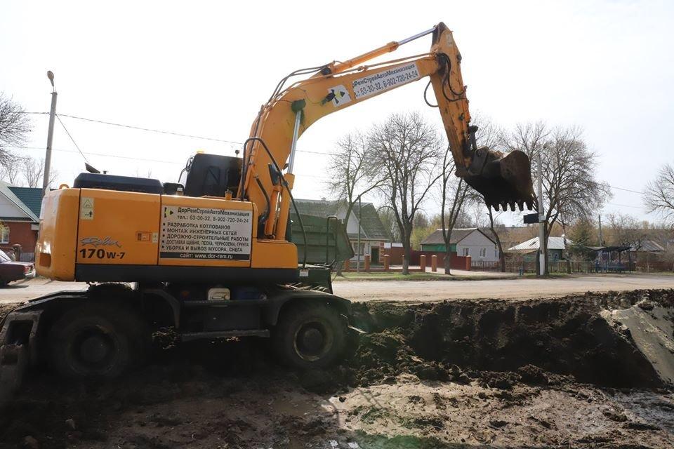 В Рассказово обновят почти семь км канализации, фото-2