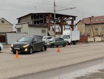 В Тамбове в столкновении двух легковых автомобилей пострадала женщина, фото-2