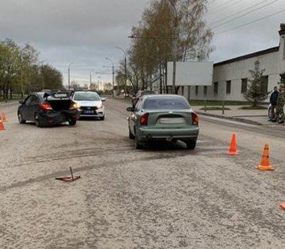 В Тамбове в столкновении двух легковых автомобилей пострадала женщина, фото-3