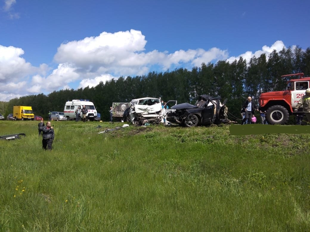 Жуткое ДТП в Ржаксинском районе унесло жизни трёх человек, фото-2