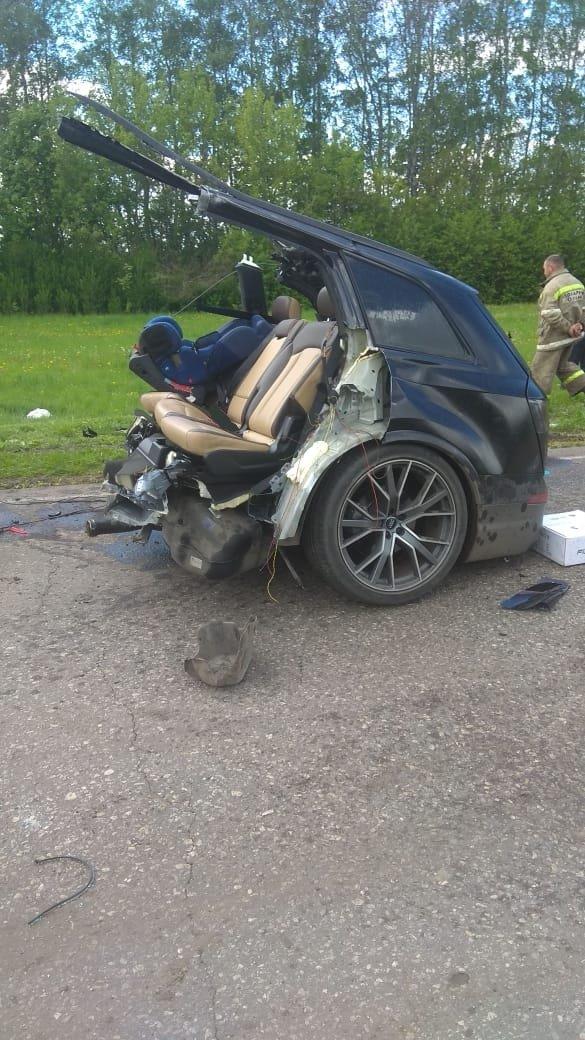 Жуткое ДТП в Ржаксинском районе унесло жизни трёх человек, фото-4