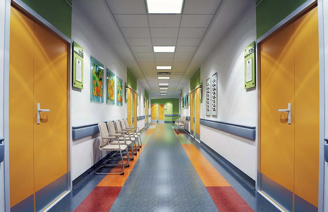 В Тамбове начали реконструировать педиатрический корпус областной детской больницы, фото-2
