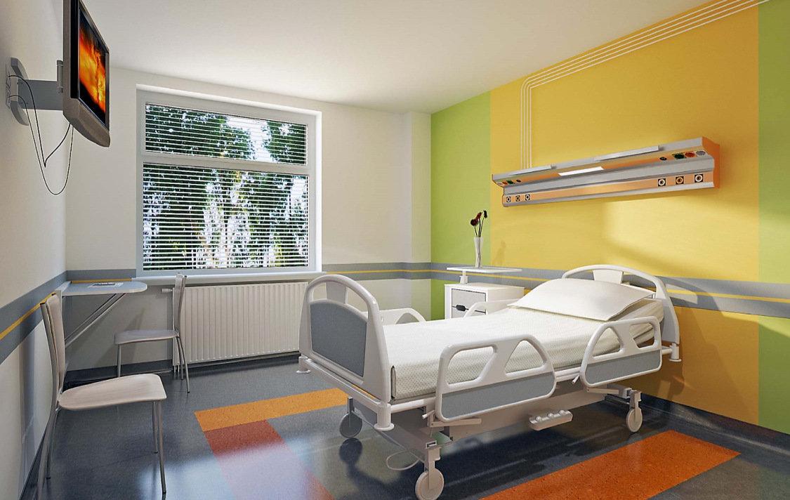 В Тамбове начали реконструировать педиатрический корпус областной детской больницы, фото-3