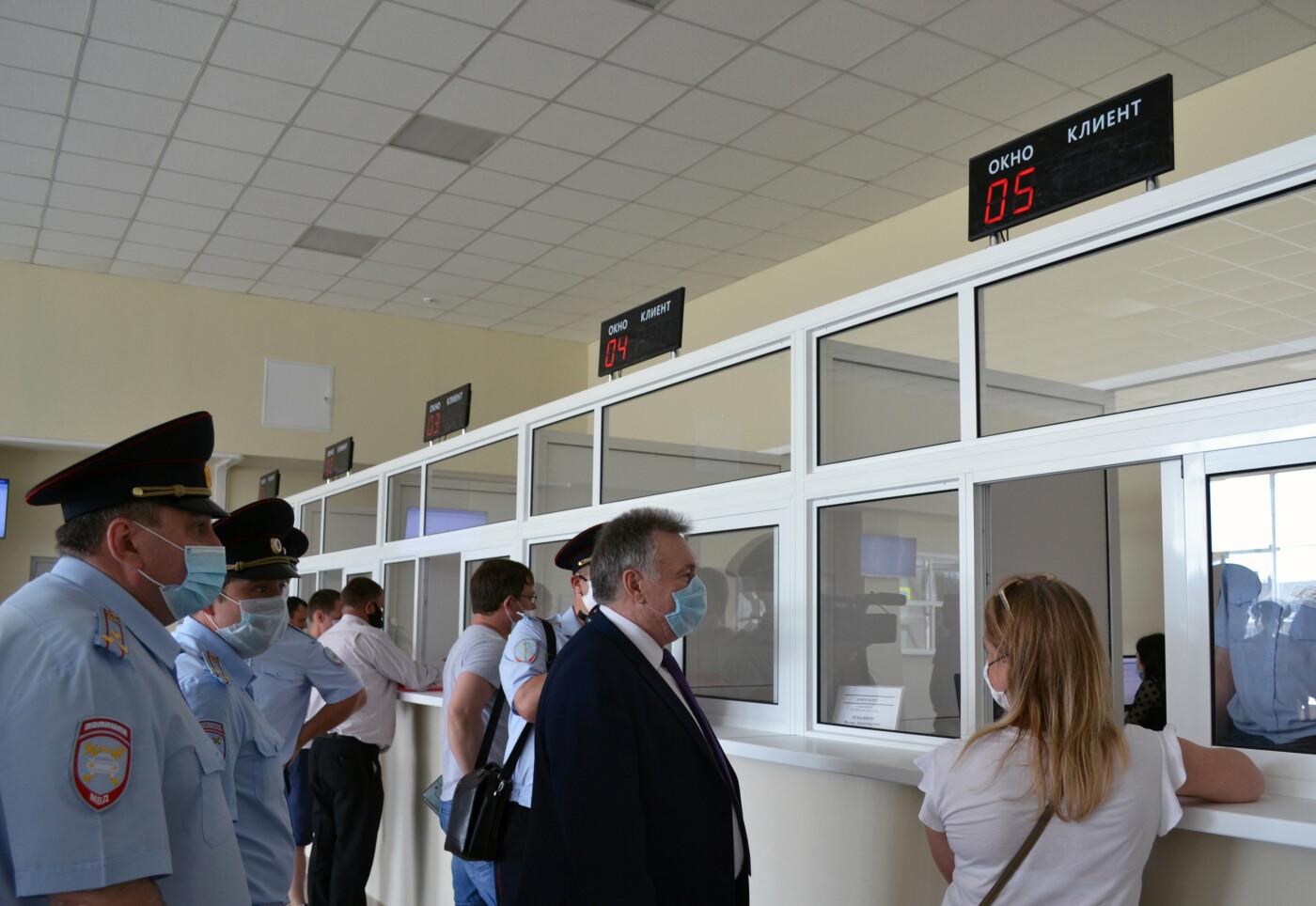 В Тамбове открыли новое здание МРЭО УГИБДД, фото-1