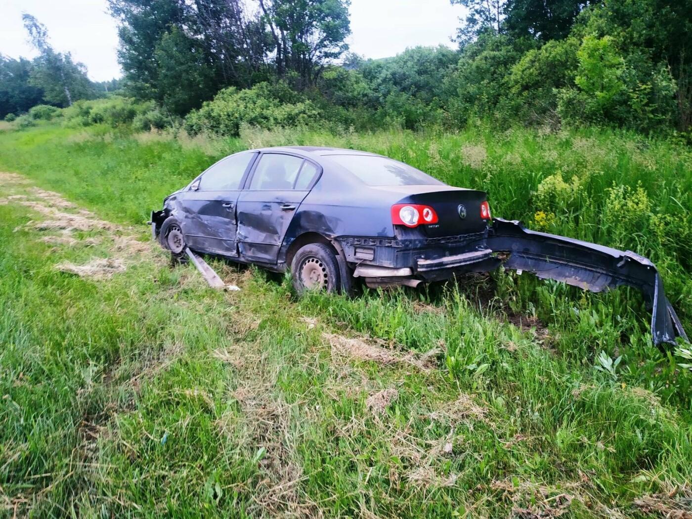 В ДТП на федеральной трассе в Тамбовской области пострадали 4 человека, фото-3