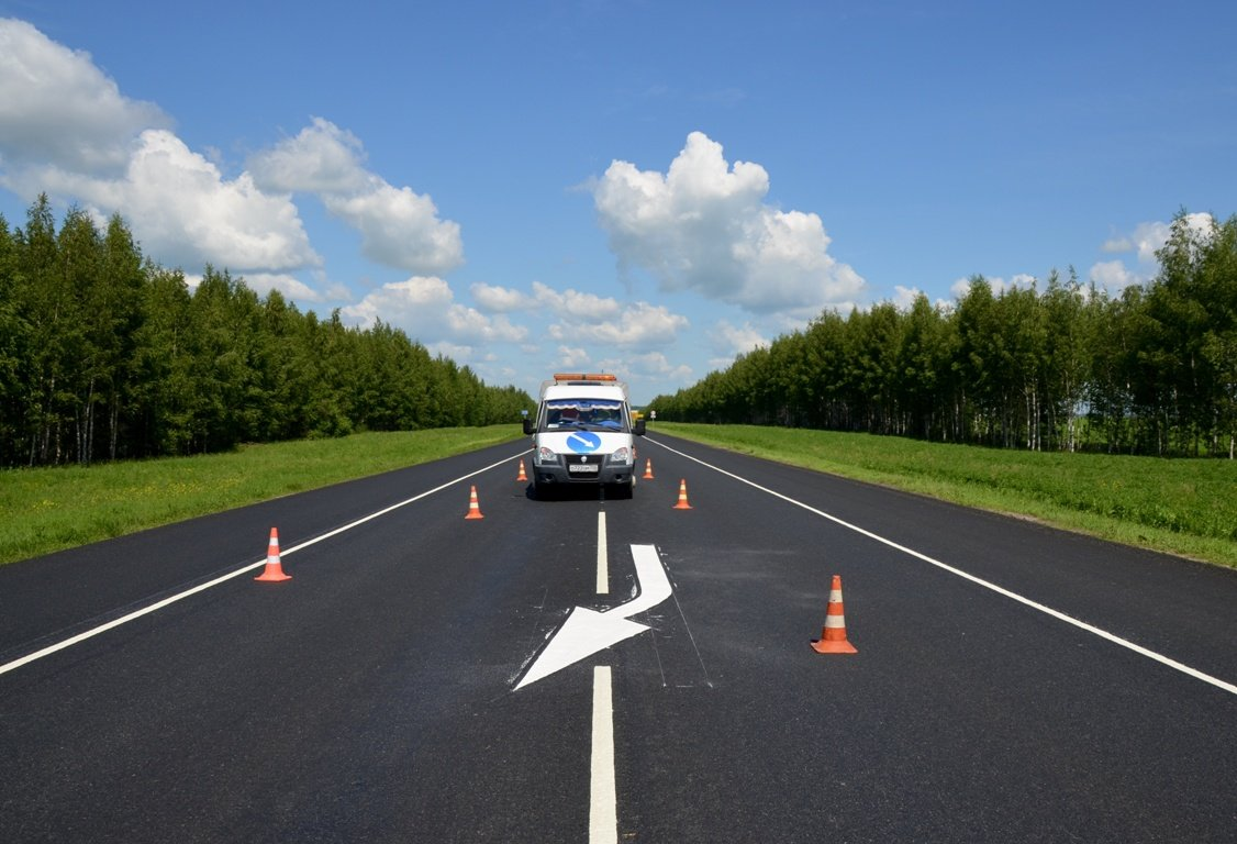 Дорожники приняли меры по ликвидации семи очагов аварийности на федеральных трассах в Тамбовской области, фото-2