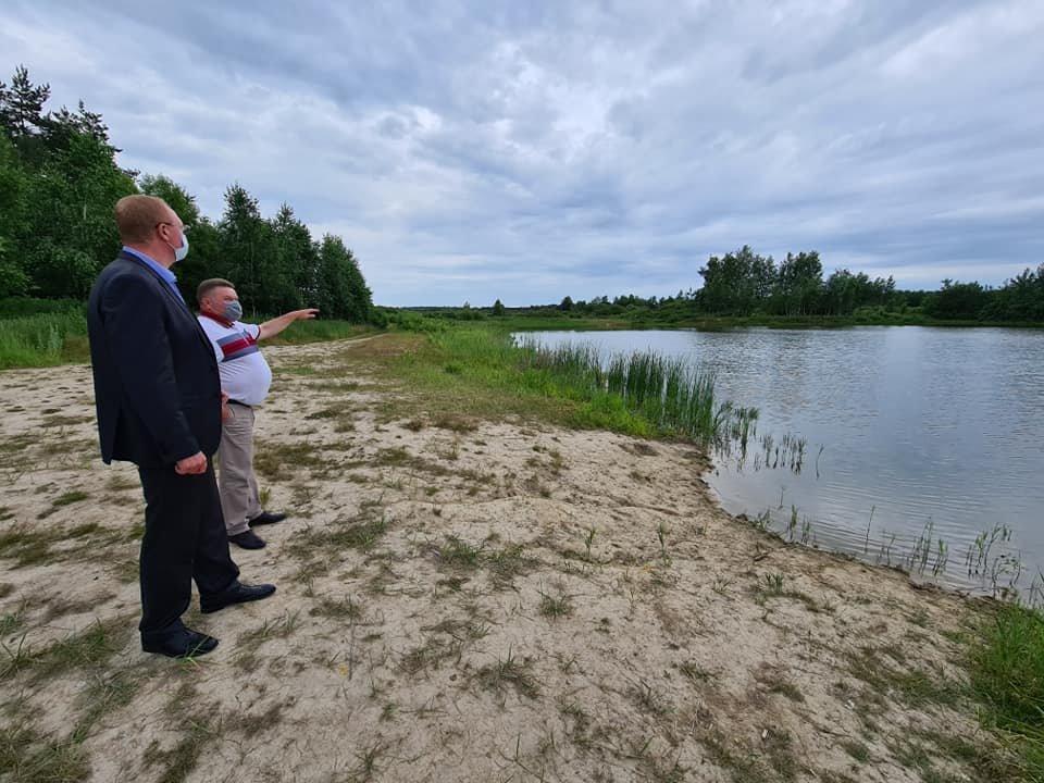 «Тамбовская сетевая компания» помогает администрации Рассказова сохранить водоёмы, фото-1