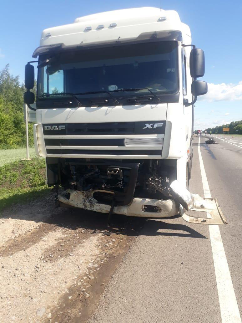 Гонки со смертью: в Тамбовской области погиб мотоциклист, фото-2