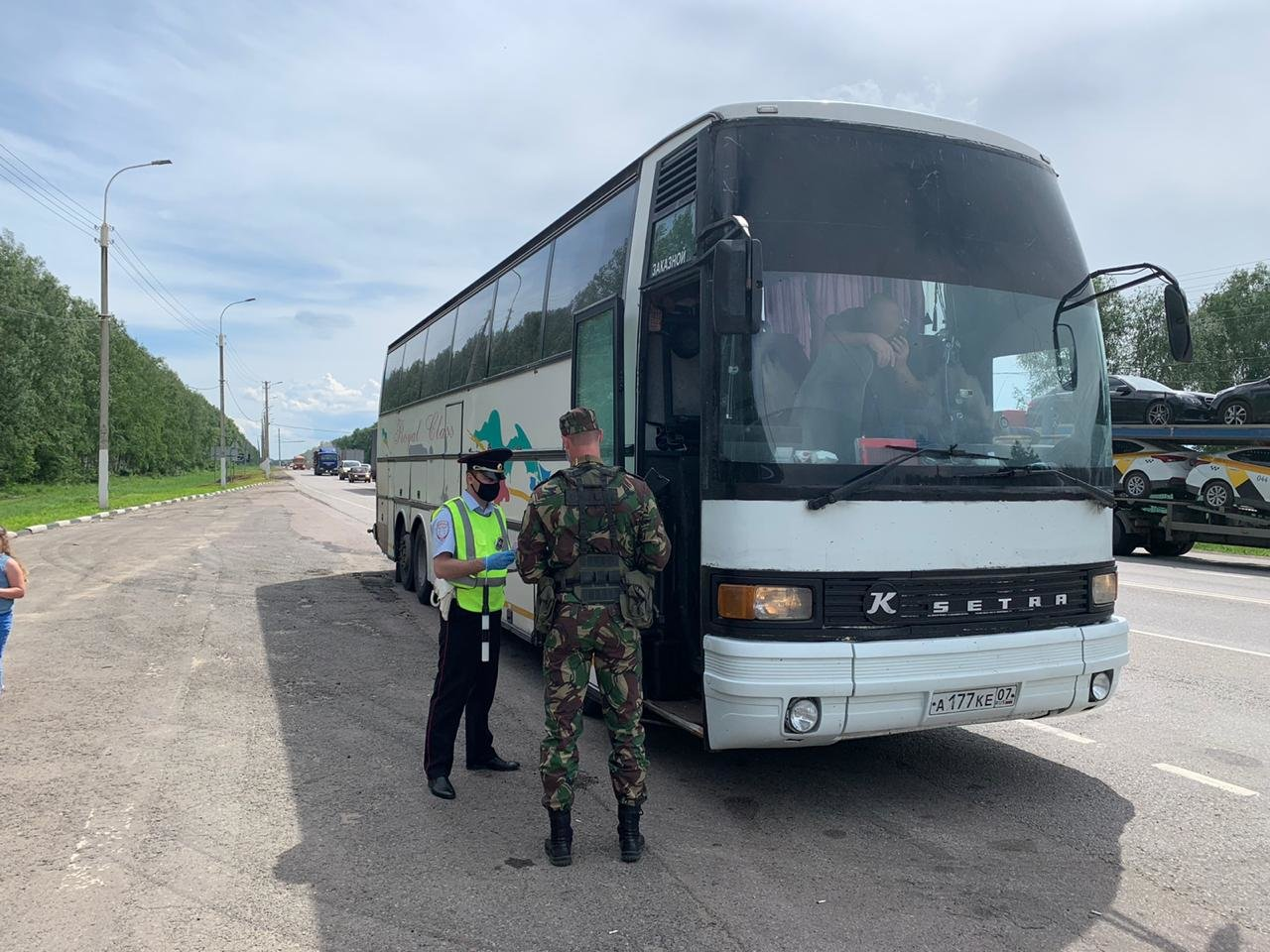 В Тамбовской области провели профилактический рейд «Автобус», фото-3