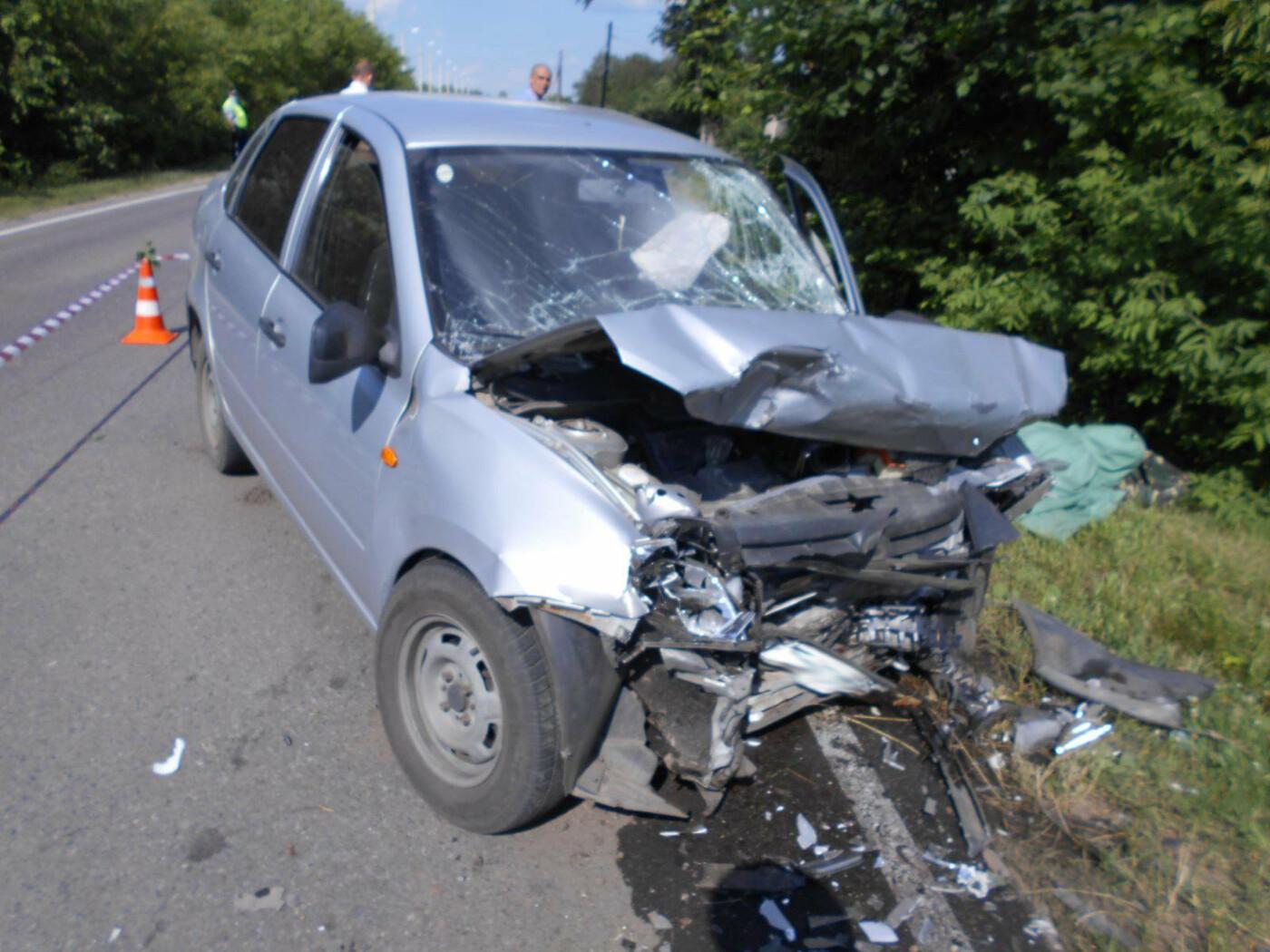 В Тамбовском районе столкнулись две легковушки: два человека погибли, фото-2