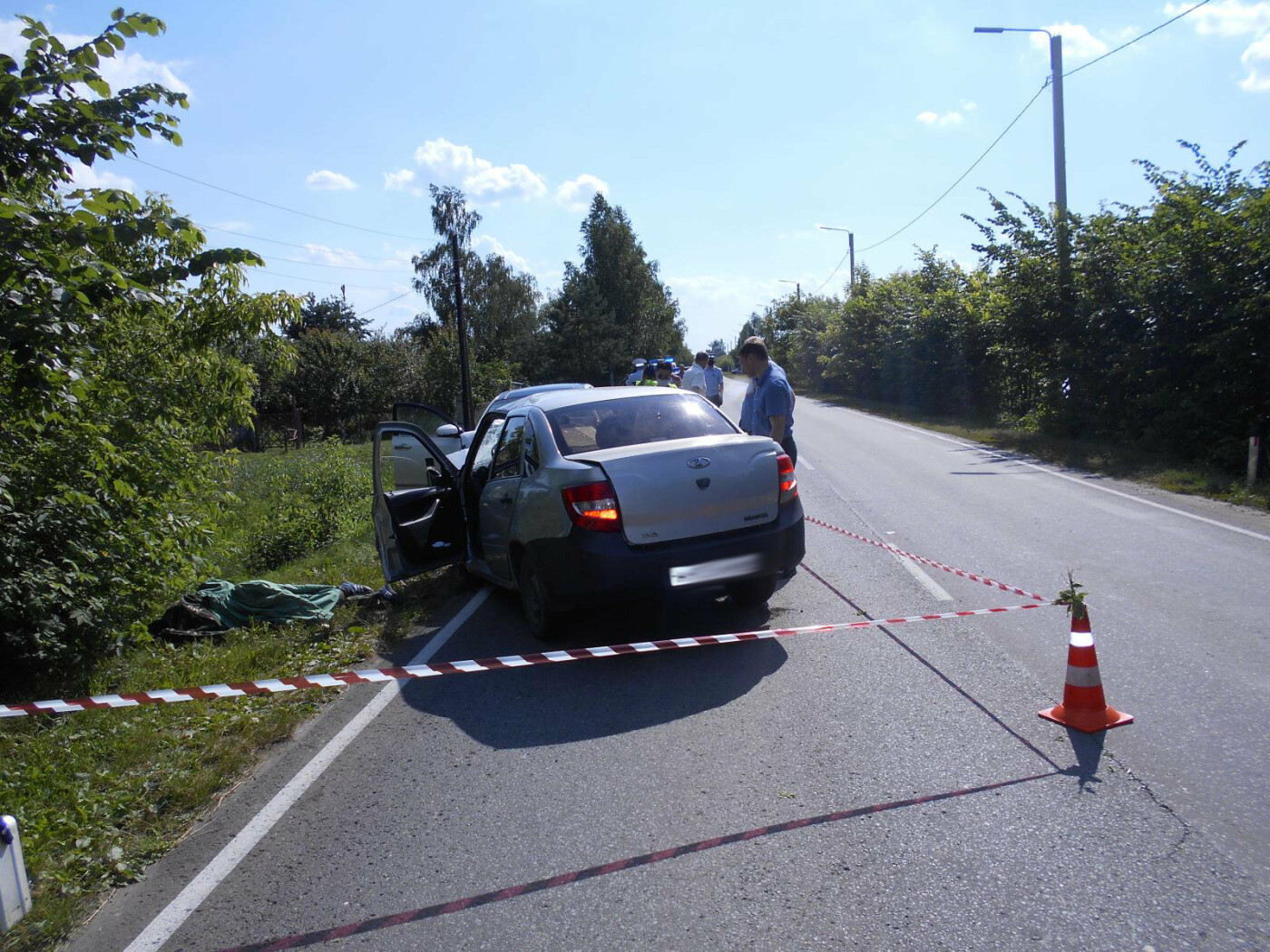 В Тамбовском районе столкнулись две легковушки: два человека погибли, фото-3