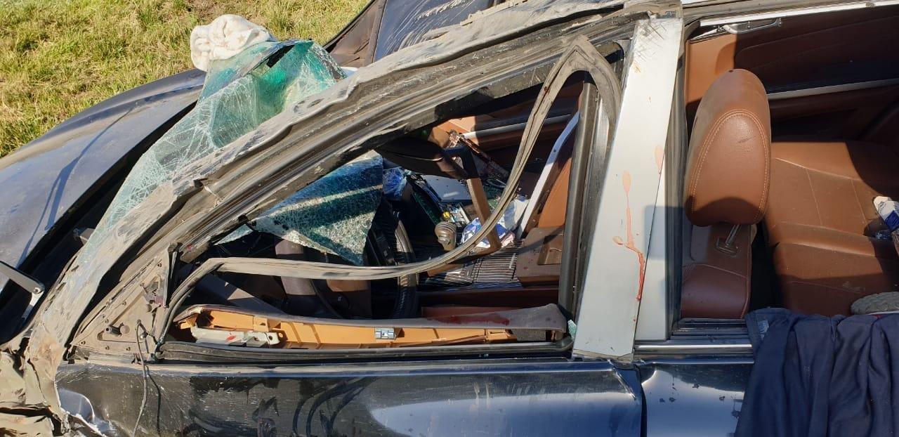 На трассе в Тамбовской области столкнулись две легковушки: четыре человека в больнице, фото-3