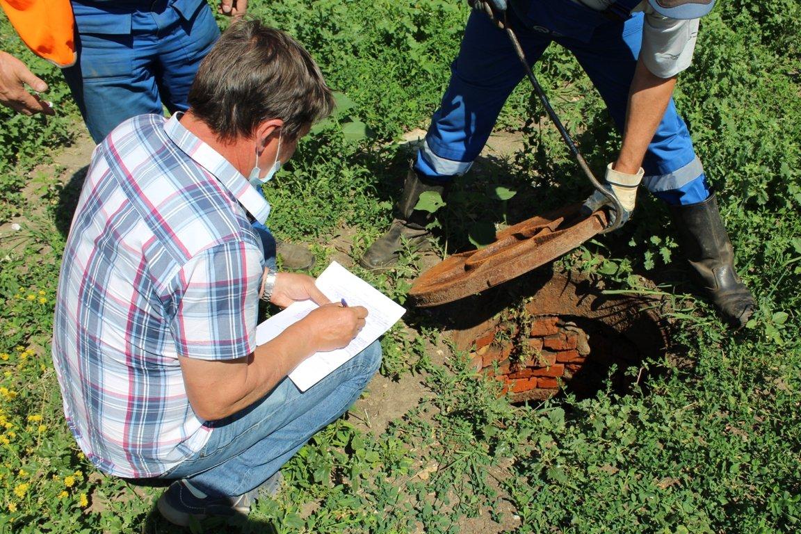 Тамбовская «Квадра» выявила в городе десяток участков теплосетей, заливаемых канализационными стоками, фото-2