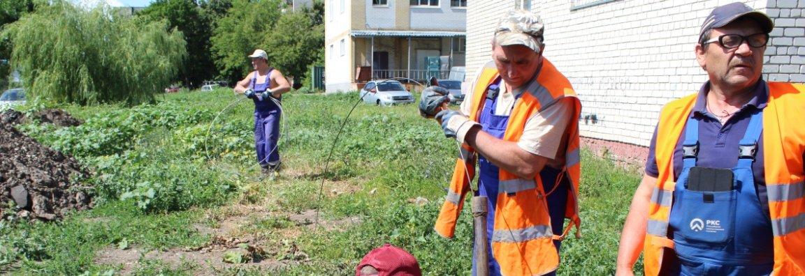 Тамбовская «Квадра» выявила в городе десяток участков теплосетей, заливаемых канализационными стоками, фото-3