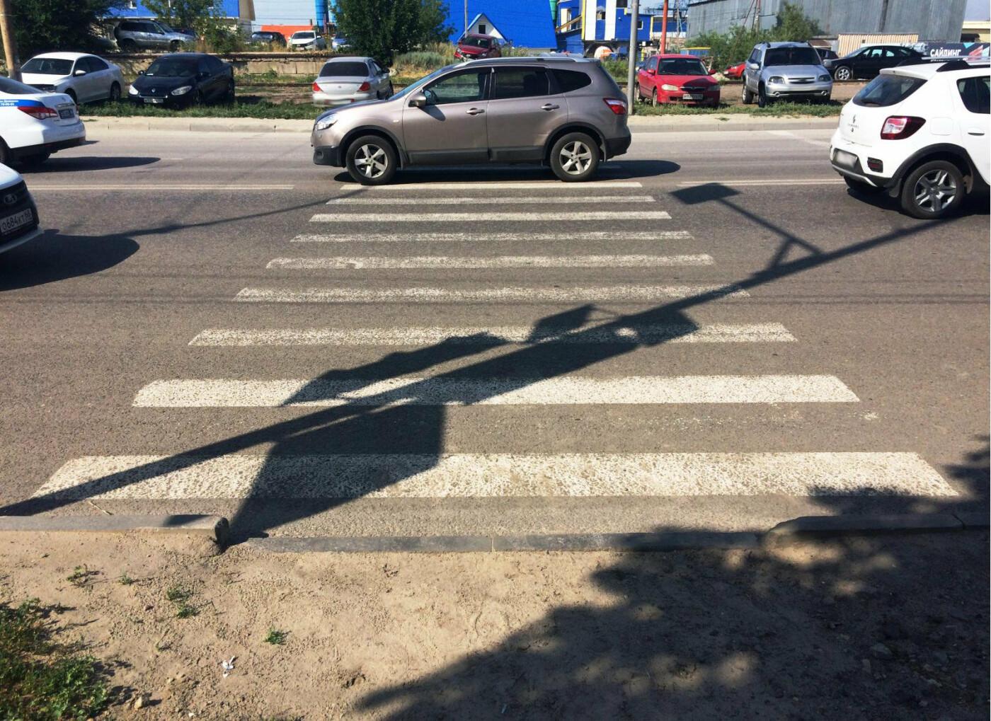 В Тамбове сбили женщину на пешеходном переходе, фото-2