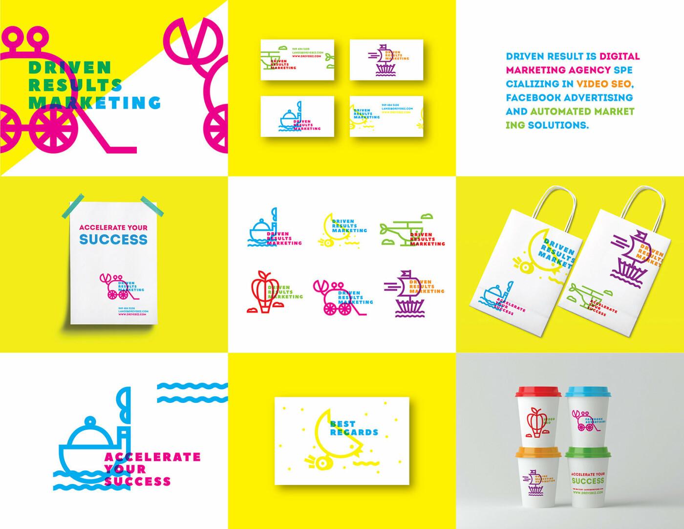 Наталья Белоусова: «Дизайн — это работа без границ», фото-10, Примеры работ